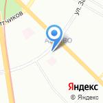 Скутерман на карте Санкт-Петербурга