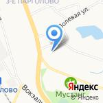 РусьСтройСтав на карте Санкт-Петербурга