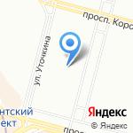 86 отдел полиции на карте Санкт-Петербурга