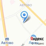 Дзюдо на карте Санкт-Петербурга