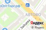 Схема проезда до компании Продуктовый магазин в Санкт-Петербурге