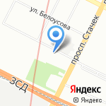 Центр образования №162 на карте Санкт-Петербурга