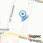 Ключ к здоровью на карте Санкт-Петербурга