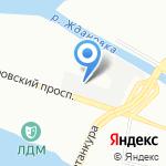 ПСК КОНСТАНТА СПОРТ на карте Санкт-Петербурга