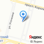 ШИНКИОКУШИН КАРАТЭ на карте Санкт-Петербурга