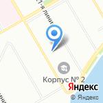 Карбон на карте Санкт-Петербурга