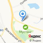 Муниципальное образование округ Парголово на карте Санкт-Петербурга
