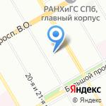 Bus-Comfort на карте Санкт-Петербурга