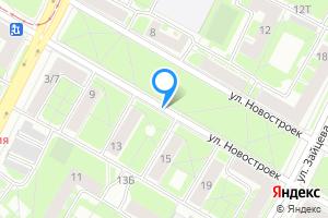 Снять комнату в двухкомнатной квартире в Санкт-Петербурге ул. Новостроек