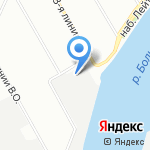 МПС на карте Санкт-Петербурга
