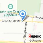 ЛР78 на карте Санкт-Петербурга