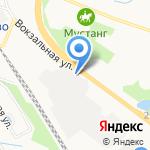 АСК НЕВА-ХОЛДИНГ на карте Санкт-Петербурга