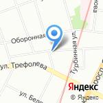 Сезам СП на карте Санкт-Петербурга