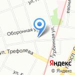 7 ПЛАНЕТ на карте Санкт-Петербурга