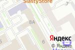 Схема проезда до компании ВымпелКом, ПАО в Санкт-Петербурге