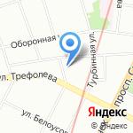Клининг-Профи на карте Санкт-Петербурга