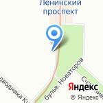 Питер Смок на карте Санкт-Петербурга