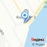 Промо Графика на карте Санкт-Петербурга