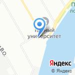 ИСМ на карте Санкт-Петербурга