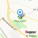 Парголовская ветеринарная лечебница на карте Санкт-Петербурга