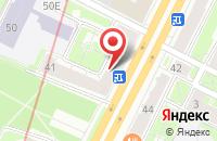 Схема проезда до компании Арт Электроникс Проджект в Санкт-Петербурге