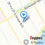 TaigaSoundStudio на карте Санкт-Петербурга