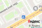 Схема проезда до компании ГОРНЫЕ ТЕХНОЛОГИИ И ОБОРУДОВАНИЕ в Санкт-Петербурге