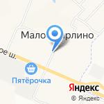 Часовня Святого Алексея Божьего человека на карте Санкт-Петербурга