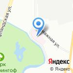 Центр по профилактике и борьбе со СПИД и инфекционными заболеваниями на карте Санкт-Петербурга