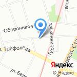 Петроподшипник на карте Санкт-Петербурга