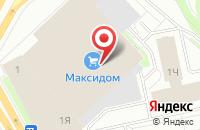 Схема проезда до компании Русский Север в Санкт-Петербурге