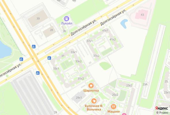 купить квартиру в ЖК Долгоозёрный