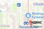 Схема проезда до компании Макдоналдс в Санкт-Петербурге
