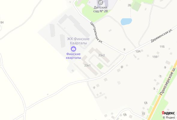 продажа квартир Финские кварталы