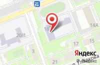 Схема проезда до компании Регард в Санкт-Петербурге