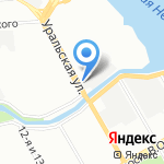 Ника-Софт на карте Санкт-Петербурга