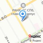 Ленстройкомплектация на карте Санкт-Петербурга