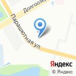 Пекарня Ф. Вольчека на карте Санкт-Петербурга