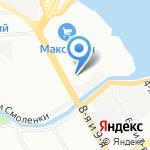 ПроЭнергоСвет на карте Санкт-Петербурга