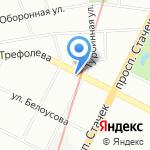 ТехноДемонтаж на карте Санкт-Петербурга