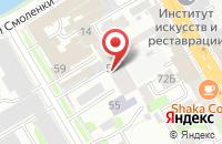 Схема проезда до компании Фотостайл в Санкт-Петербурге
