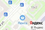 Схема проезда до компании Pixel Group в Санкт-Петербурге
