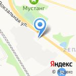 Оптовый магазин банных веников на карте Санкт-Петербурга