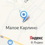 Нагорная основная общеобразовательная школа с дошкольным отделением на карте Санкт-Петербурга