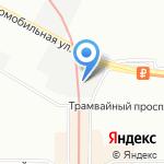 ФИНПРОМ ИНЖЕНЕРНЫЕ СЕТИ на карте Санкт-Петербурга
