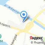 БалтЭнергоКомплект на карте Санкт-Петербурга