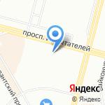 Санкт-Петербургская общественная организация Общество защиты детей и семей на карте Санкт-Петербурга