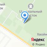 Часовня святителя Тихона Патриарха Московского на карте Санкт-Петербурга