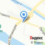 Мой COFFEE на карте Санкт-Петербурга