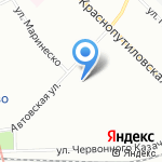 1000taxi.com на карте Санкт-Петербурга